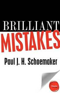 Brilliant-Mistakes-Finding-Success-on-the-Far-Side-of-Failure-Schoemaker-Paul