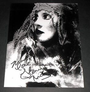 STEVIE-NICKS-PP-SIGNED-10-034-X8-034-PHOTO-REPRO-FLEETWOOD-MAC