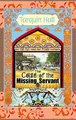 The Case of the Missing Servant (Center Point Platinum Mystery (Large-ExLibrary