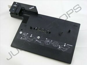 IBM-Lenovo-ThinkPad-2504-Advanced-Mini-Docking-Station-Port-Replicator-2-Keys