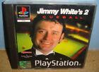 Jimmy White 2: Cueball (Sony PlayStation 1, 2000) - European Version