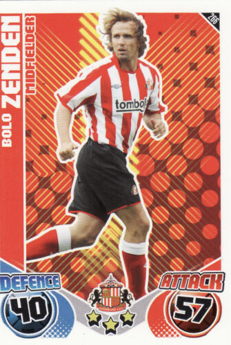 Match Attax 10//11 Sunderland Cards Pick Your Own From List