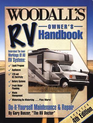 RV Owner's Handbook by Gary Bunzer (2009, Paperback)