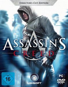 w.NEU Assassin's Creed - Director's Cut Edition PC-Spiel ab 16 Jahre - Biburg, Deutschland - w.NEU Assassin's Creed - Director's Cut Edition PC-Spiel ab 16 Jahre - Biburg, Deutschland