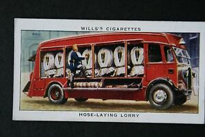 Hose Laying Fire Engine   1930039s Vintage Card   VGC - Melbourne, Derbyshire, United Kingdom - Returns accepted Most purchases from business sellers are protected by the Consumer Contract Regulations 2013 which give you the right to cancel the purchase within 14 days after the day you receive the item. Find o - Melbourne, Derbyshire, United Kingdom