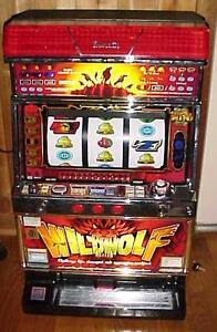 Vigor slot machine
