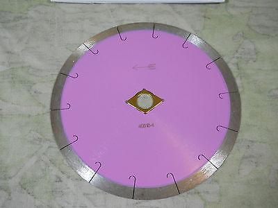"Diamond segmented cutting blade cut wheel 7"" Pink  K71"