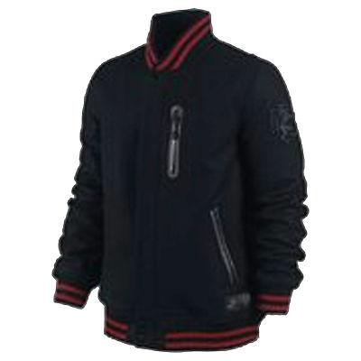 Nike Air Destroyer OG Wool Leather Jacket Lebron NWT