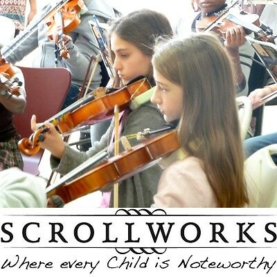 Scrollworks Youth Music School