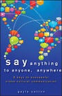 Say Anything to Anyone, Anywhere: 5 Keys To Successful Cross-Cultural Communication by Gayle Cotton (Hardback, 2013)