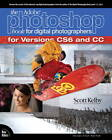 The Adobe Photoshop Book for Digital Photographers (covers Photoshop CS6 and Photoshop CC) by Scott Kelby (Paperback, 2013)