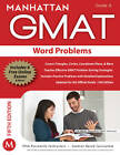 Word Problems GMAT Strategy Guide by Manhattan GMAT (Paperback, 2012)