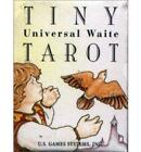 Tiny Universal Waite Tarot Deck by Arthur Edward Waite, Pamela Colman Smith (Cards, 1999)