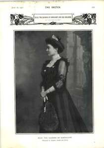 1902 Hrh Duchess Of Connaught Hrh Princess Margaret - <span itemprop=availableAtOrFrom>Jarrow, United Kingdom</span> - If for any reason you are not satisfied with your item, do let us know. If you wish to return it, you may, within 7 days, and we will issue you with a full refund. Most purchases from busi - Jarrow, United Kingdom