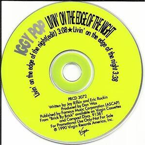 Iggy Pop - Livin`On The Edge Of The Night