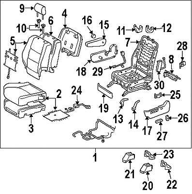 rx330 collection on ebay Lexus 2008 RX 350 Parts Diagram lexus 728200e010a0 genuine oem factory original armrest