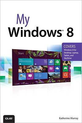"""AS NEW"" Murray, Katherine, My Windows 8, Book"