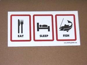 Eat-Sleep-Fish-bass-Fishing-Bumper-Sticker