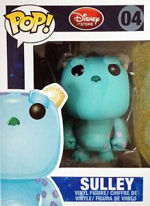 Funko Pop Disney Sulley Monsters Inc Vinyl Figure Ebay