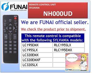NEW-REMOTE-CONTROL-UNIT-SYLVANIA-NH000UD