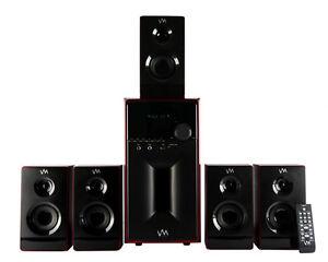 VM-Audio-EXMS581-1000W-5-1-Home-Multi-Media-Surround-Sound-Speakers-System-USB