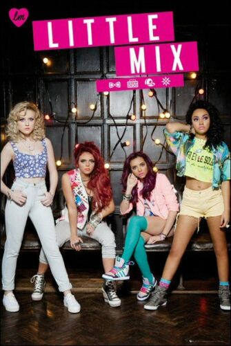 Little Mix (Portrait) - Maxi Poster