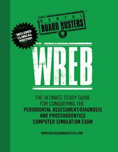dental board busters wreb the ultimate study guide for conquering rh ebay com