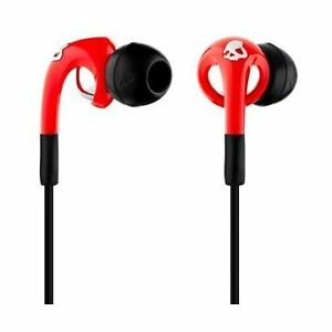 Skullcandy-Fix-In-Ear-Earbuds-with-Mic3-2011-Red-Chrome-2011-Model-New