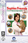 Sophies Freunde: Unsere Tierarztpraxis im Zoo (PC, 2008, DVD-Box)