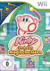 Kirby und das magische Garn (Nintendo Wii, 2011, DVD-Box)