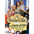 Suite Life of Zack and Cody - Sweet Suite Victory (DVD, 2007)