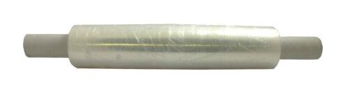 Black//Clear Extended Core Pallet Wrap 12mu 400mm x 300m
