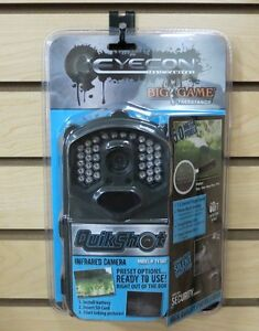 New-Big-Game-Eyecon-Quick-Shot-Game-Scouting-Stealth-Trail-Cam-Camera-TV1001
