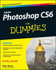 Photoshop CS6 For Dummies by Peter Bauer (Paperback, 2012)