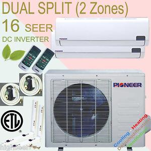 60000 btu mini ductless split air conditioner 5 ton