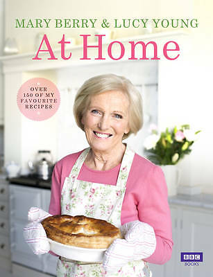 Mary Berry at Home by Mary Berry, Lucy Young (Hardback, 2013)