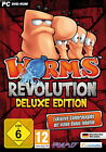 Worms Revolution - Deluxe Edition (PC, 2012, DVD-Box)