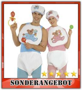 Baby-Kostuem-Verkleidung-ROSA-Fasching-Babykostuem-Kleinkind-Karneval