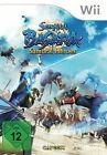 Sengoku BASARA: Samurai Heroes (Nintendo Wii, 2010, DVD-Box)