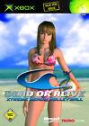 Dead Or Alive: Xtreme Beach Volleyball (Microsoft Xbox, 2003, DVD-Box)