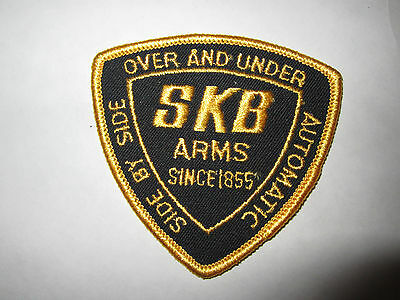 Vintage SKB Arms Since 1855 Patch