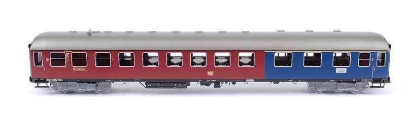 Märklin 58041 traccia 1 vagone treno direttissimo CONDIZIONE NUOVA CONFEZIONE