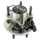 Wheel Bearing and Hub Assembly Rear-Left/Right Precision Automotive 512312