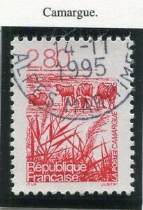 TIMBRE-FRANCE-OBLITERE-N-2952-CAMARGUE