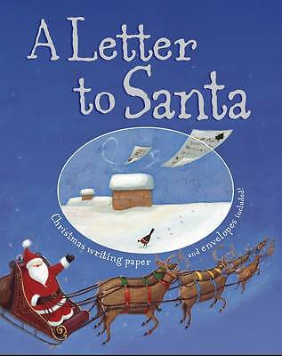 """""""AS NEW"""" Christmas Treasury - A Letter to Santa, , Book"""
