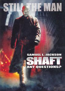 Carte-Postale-SHAFT-Still-The-Man-Any-Questions-Samuel-L-Jackson-Verso-Vierge