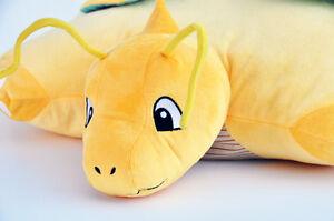 NEW-POKEMON-DRAGONITE-PILLOW-BUDDIES-FRIEND-PLUSH-19-034-dragon