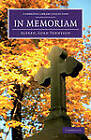 In Memoriam by Lord Alfred Tennyson (Paperback, 2013)