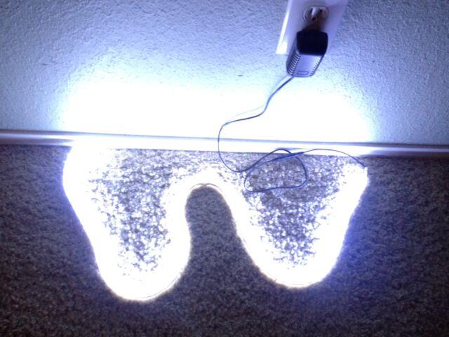 """Aquarium LED Reef Strip 14000K 14,000K White Light 12"""" 1 ft 18 stunner LEDs"""