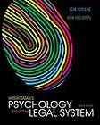 Wrightsman's Psychology and the Legal System by Edith Greene, Kirk Heilbrun (Hardback, 2012)